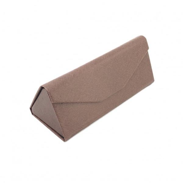 قاب مثلثی تاشو، قهوهای