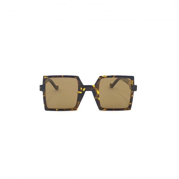 عینک آفتابی مدل Blue Square