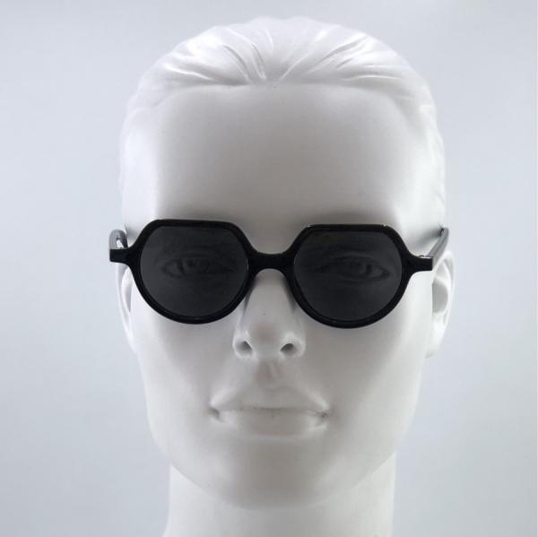 عینک آفتابی مدل vavarec black
