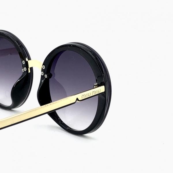 عینک آفتابی مدل Iron-Gold