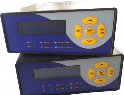 کنترلر جوجه کشی الکترون مدل ES-100 با سنسور SHT10
