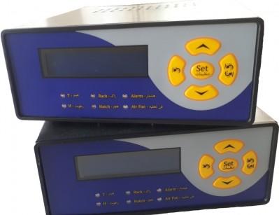 کنترلر جوجه کشی الکترون مدل ES-100 با سنسور SHT15