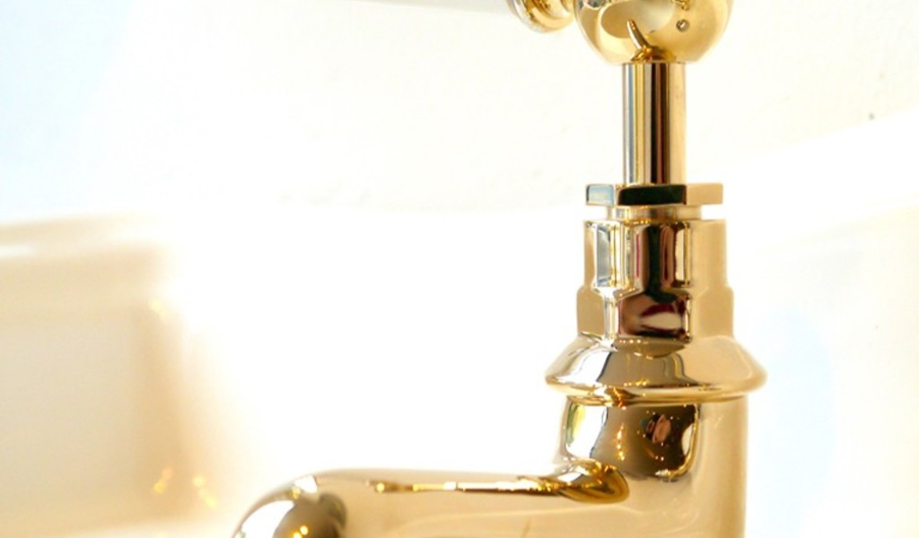 Eliminating Limescale from Metal-Plated Taps