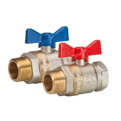 BALL VALVE FOR MANIFOLD PACKING