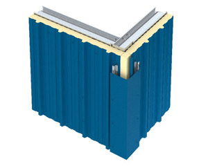 Insulated Metal Wall