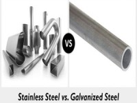 Stainless Steel and Galvanized Steel
