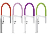 Colorful Faucets