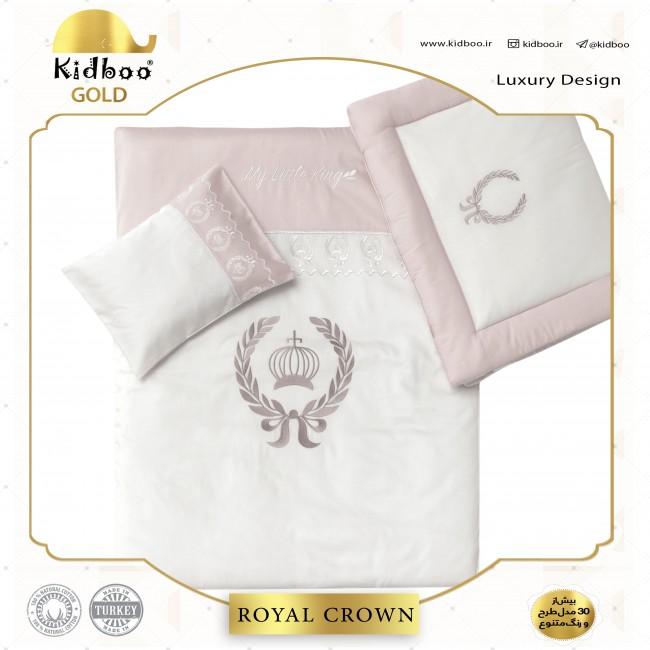 ست دم دستی 5 تکه Royal Crown