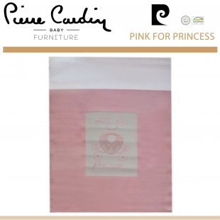 فرش اتاق کودک Pink For Princess