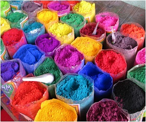 شناخت انواع رنگ های پودری مخصوص رزین اپوکسی