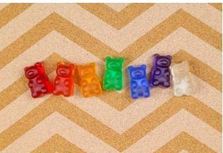 ساخت خرسهای رزینی با قالب سلیکونی