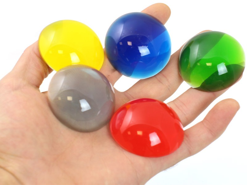 رنگهای قابل استفاده در رزین اپوکسی