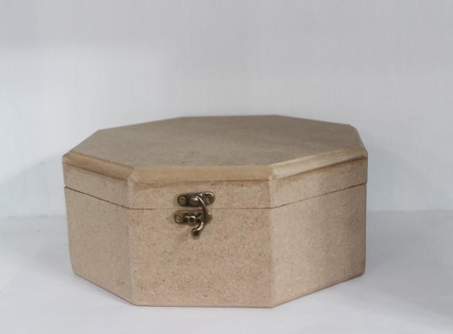 جعبه باکس 8ضلعی کد003 ابعاد8در25