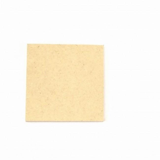 زیر لیوانی مربع 10 در 10