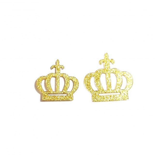 نماد طلایی تاج پاپ 36