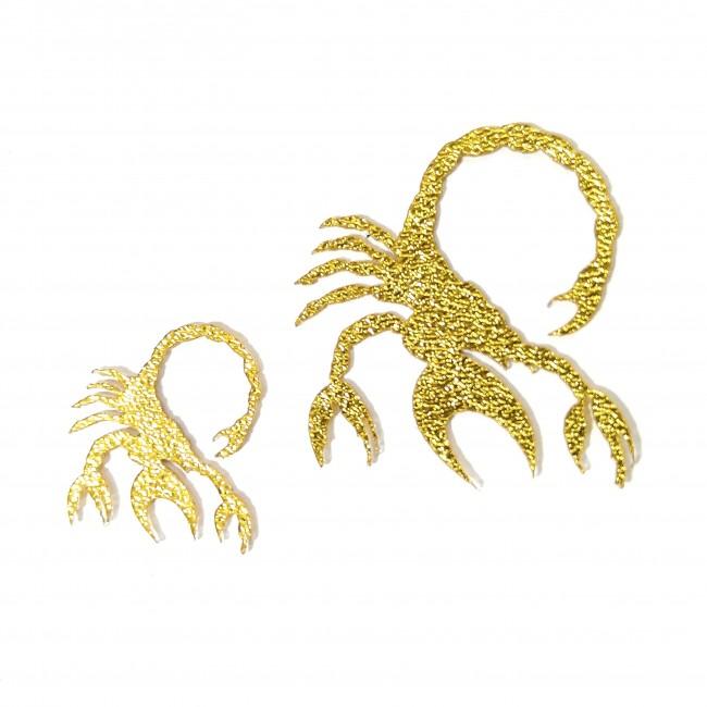 نماد طلایی آبان کد 8