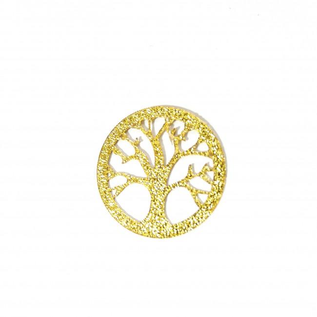 نماد طلایی درخت کد  13