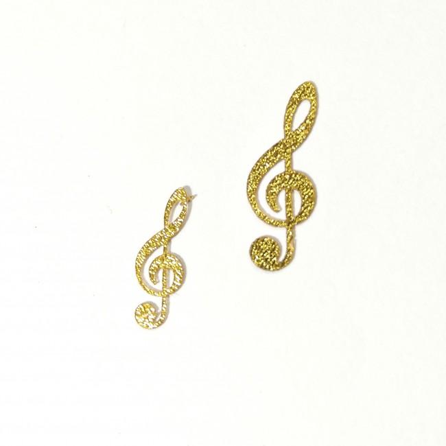 نماد طلایی موزیک کد 23