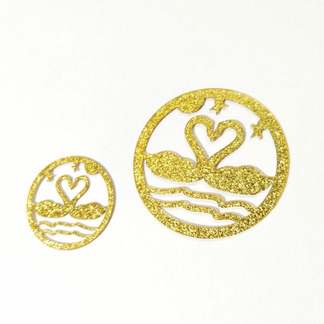 نماد طلایی  قوی عشق  31