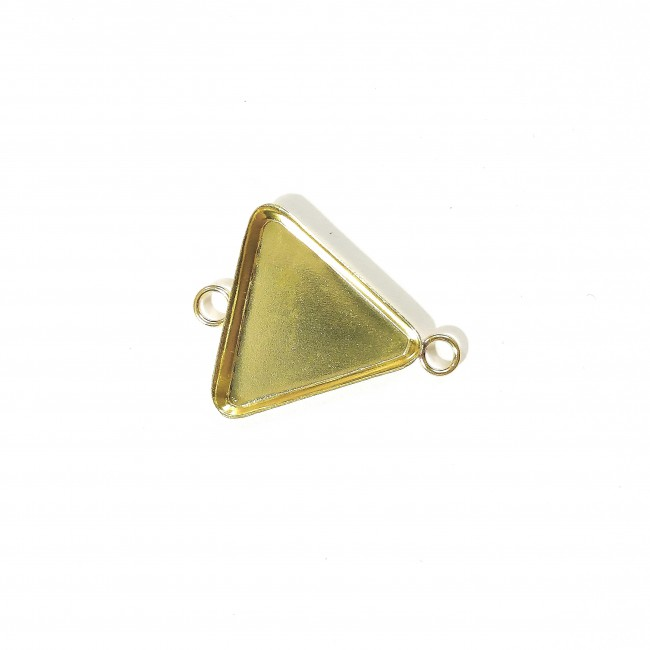 قالب  دست بند  مثلث برنجی  کف دار  26