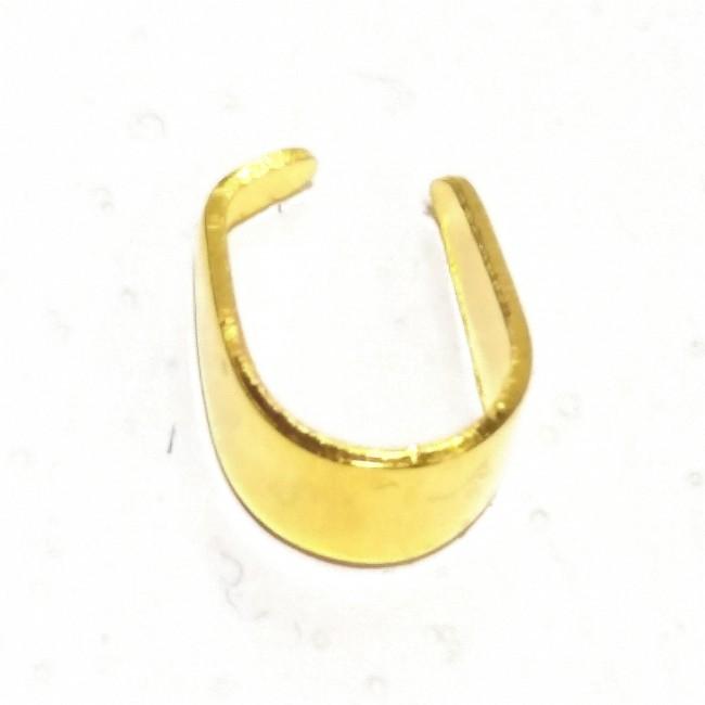 آویز گردنبند طلایی 056