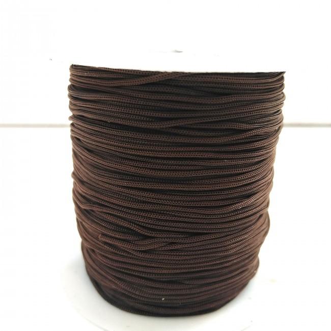 دستبند نخی قهوه ای ( 2 متری )