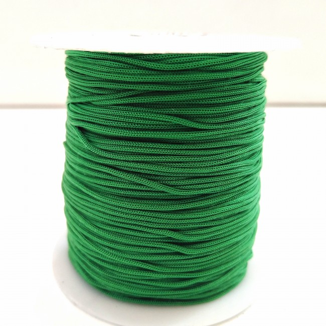 دستبند نخی سبز روشن ( 2 متری )