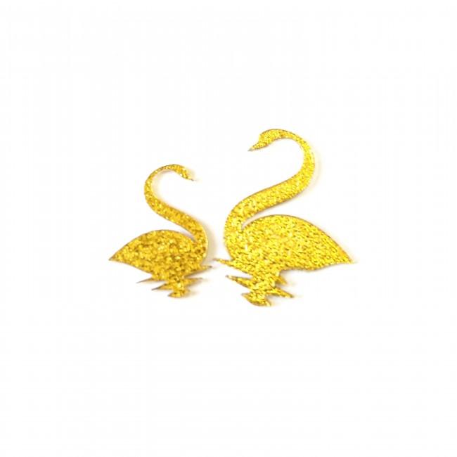 نماد طلایی قو عشق 52