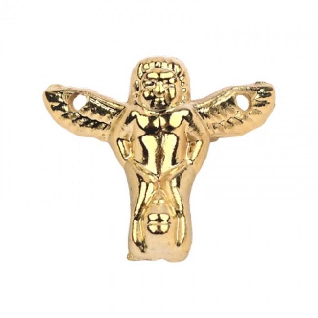 پایه سینی و جعبه فرشته طلایی کد 162