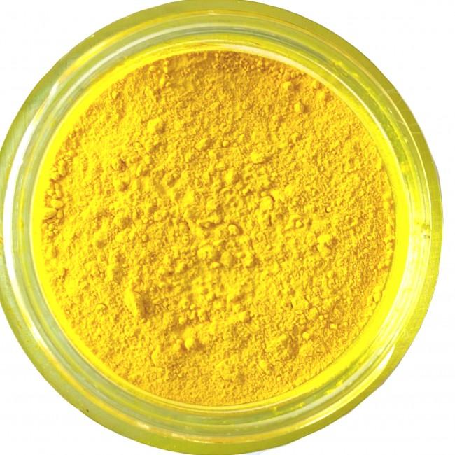 پودری پیگمنت اپوکسی رنگ زرد معدنی کد 102