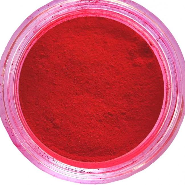 پودری پیگمنت اپوکسی رنگ قرمز تیره معدنی کد 106