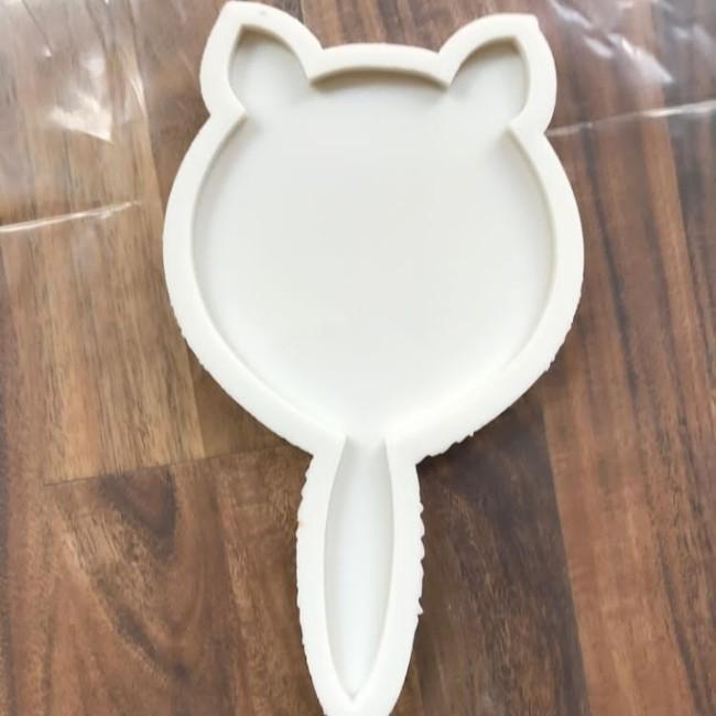 قالب سیلیکونی آینه گربه ای کد 425