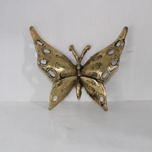 انتیک مجسمه پروانه