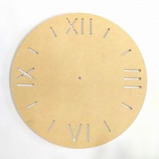 ساعت با اعداد یونانی کد 043