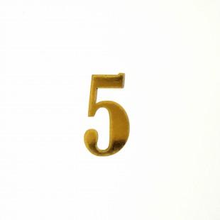 استیکر  اعداد لاتین