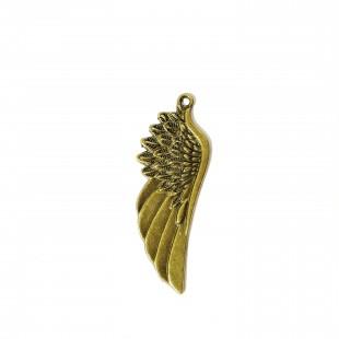قالب آویز بال فرشته برنزی  701