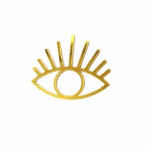 استیکر چشم و مژه  4