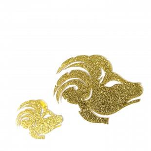 نماد طلایی فروردین کد 2