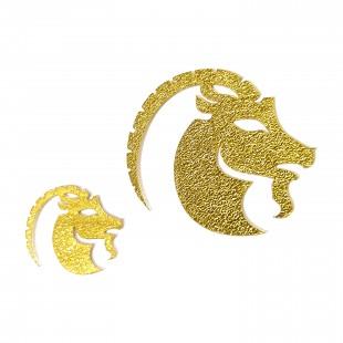 نماد طلایی دی کد 3