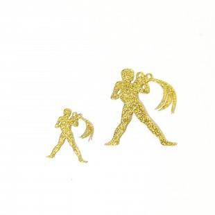 نماد طلایی بهمن کد 6