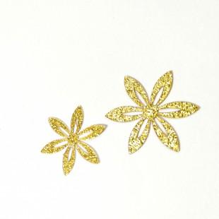 نماد طلایی گل کد 22