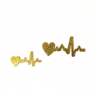 نماد طلایی خط عشق کد 28