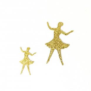 نماد طلایی بالرین کد 29