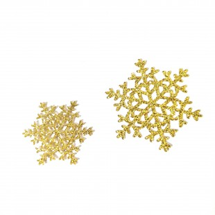 نماد طلایی دانه ی برف  33