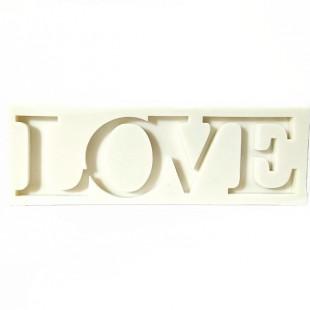 قالب سیلیکونی LOVE