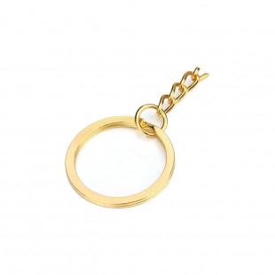 جاکلیدی حلقه و زنجیر طلایی  07