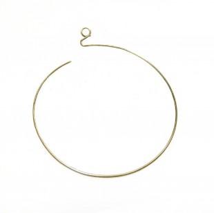 حلقه گوشواره برنزی