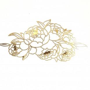 استیکر تاج گل شماره 79