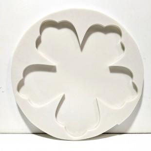 قالب سیلیکونی گل پنج پر سایز15 کد  245