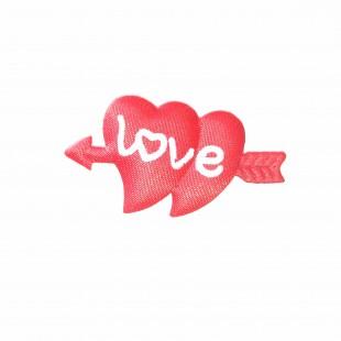 قلب دوتکه قرمز 127